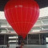 balon v.č. 154