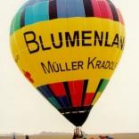 balon v.č. 156