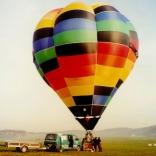 balon v.č. 157