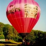 balon v.č. 165