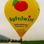 balon v.č. 173