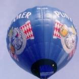 balon v.č. 187