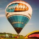 balon v.č. 198