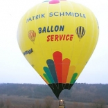balon v.č. 217