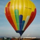 balon v.č. 224
