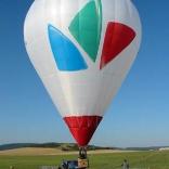 balon v.č. 255