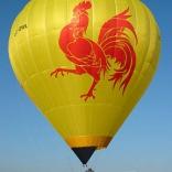 balon v.č. 261