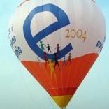 balon v.č. 295
