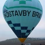 balon v.č. 321