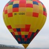 balon v.č. 322