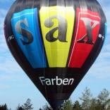 balon v.č. 333