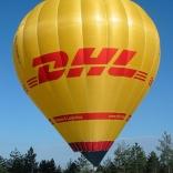 balon v.č. 345