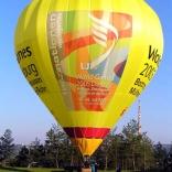 balon v.č. 347