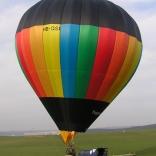 balon v.č. 354