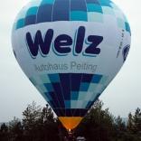 balon v.č. 363