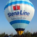 balon v.č. 367