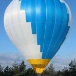 balon v.č. 395