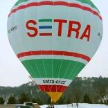 balon v.č. 397