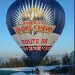 balon v.č. 401