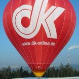 balon v.č. 402