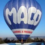 balon v.č. 403