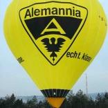 balon v.č. 405
