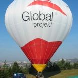 balon v.č. 411