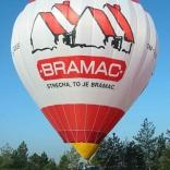 balon v.č. 412
