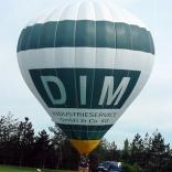 balon v.č. 418