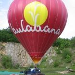 balon v.č. 420
