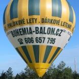 balon v.č. 422