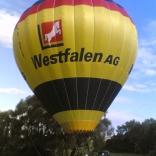balon v.č. 431