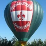 balon v.č. 436