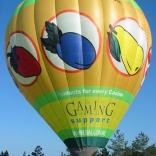 balon v.č. 437