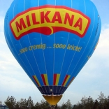 balon v.č. 438