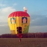balon v.č. 034