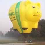balon v.č. 203