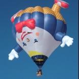 balon v.č. 400