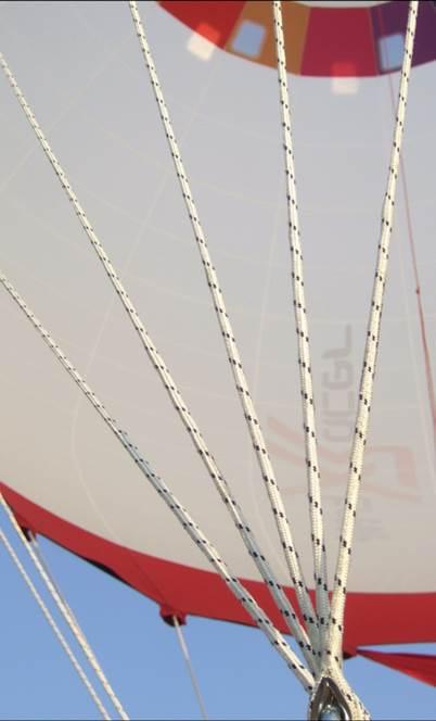 Kevlarové lano