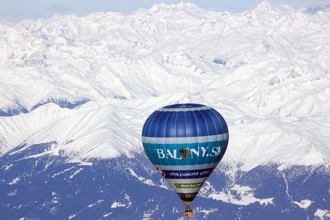 Úspěšná sezóna Alpských přeletů