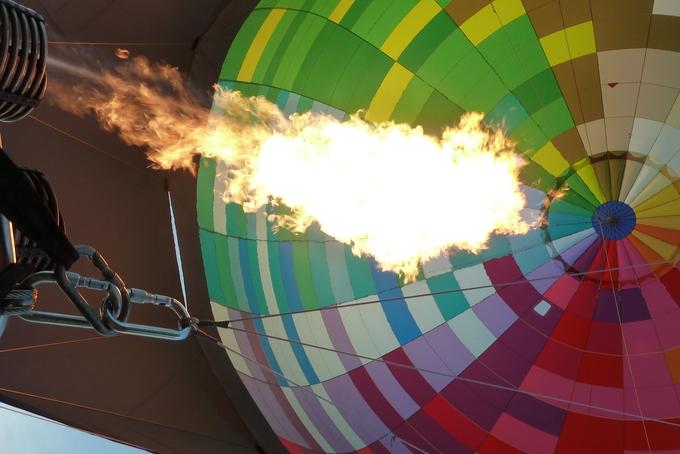 Nový balón Cash & Fly