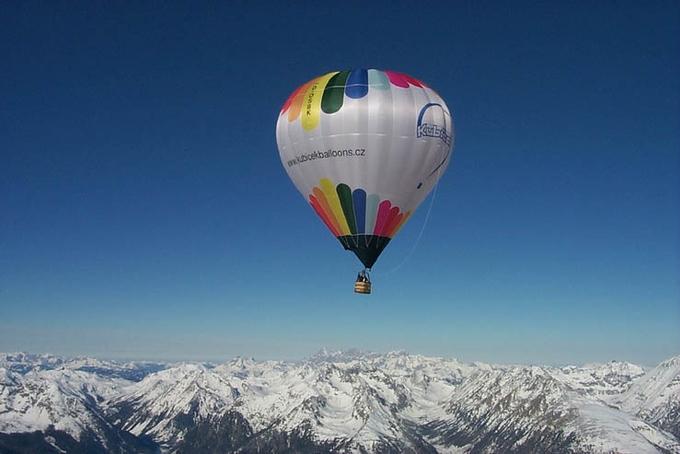 Stratos Ballooning - představení nových balónů