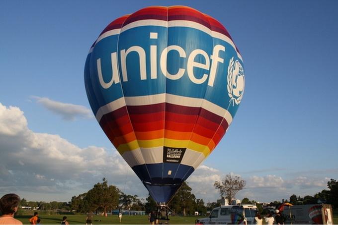 Projekt UNICEF odstartoval