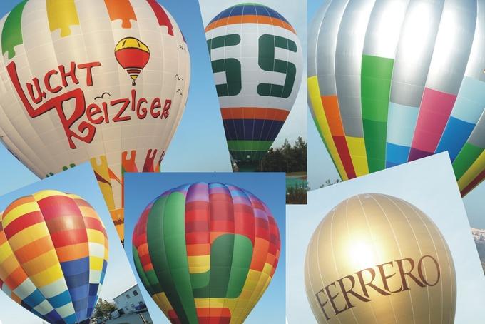 Nové balóny