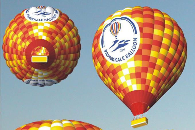Dva nové balóny pro Pamukkale Balloons