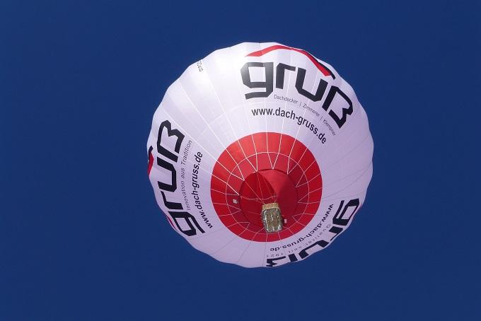 Balón s komínem