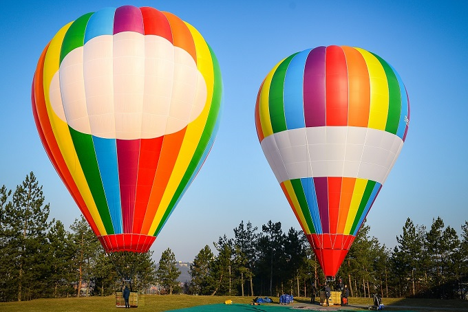 Flotila Balloon Expedition