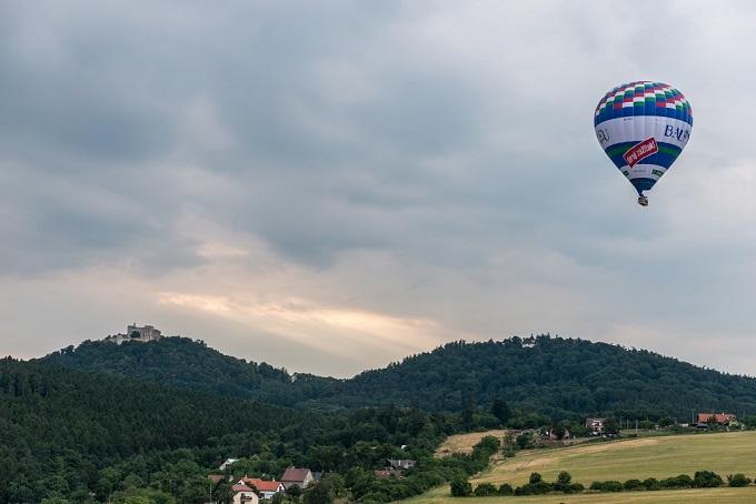 Největší balón ve střední Evropě