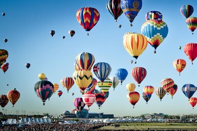 Saga Balloon Fiesta 2015