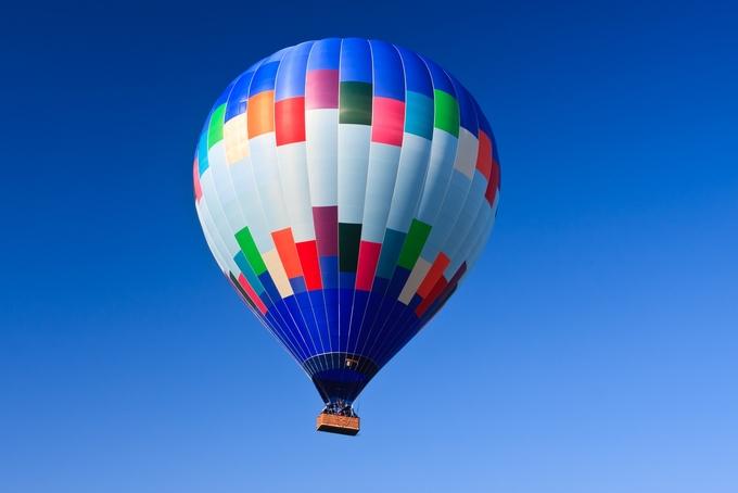 Rozjeďte pořádně své vyhlídkové lety s novým balónem od Kubíčka
